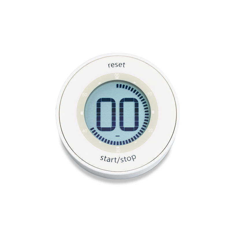 ADE - minutnik cyfrowy z magnesem - średnica: 6,5 cm