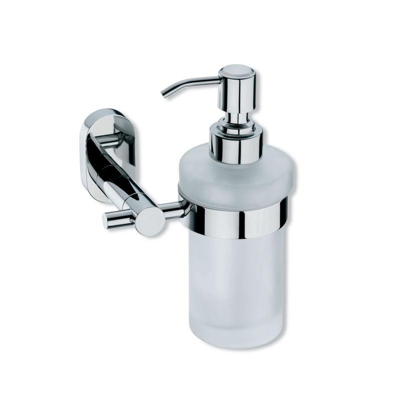 Kela - Lucido - dozownik do mydła - wymiary: 11 x 10 cm