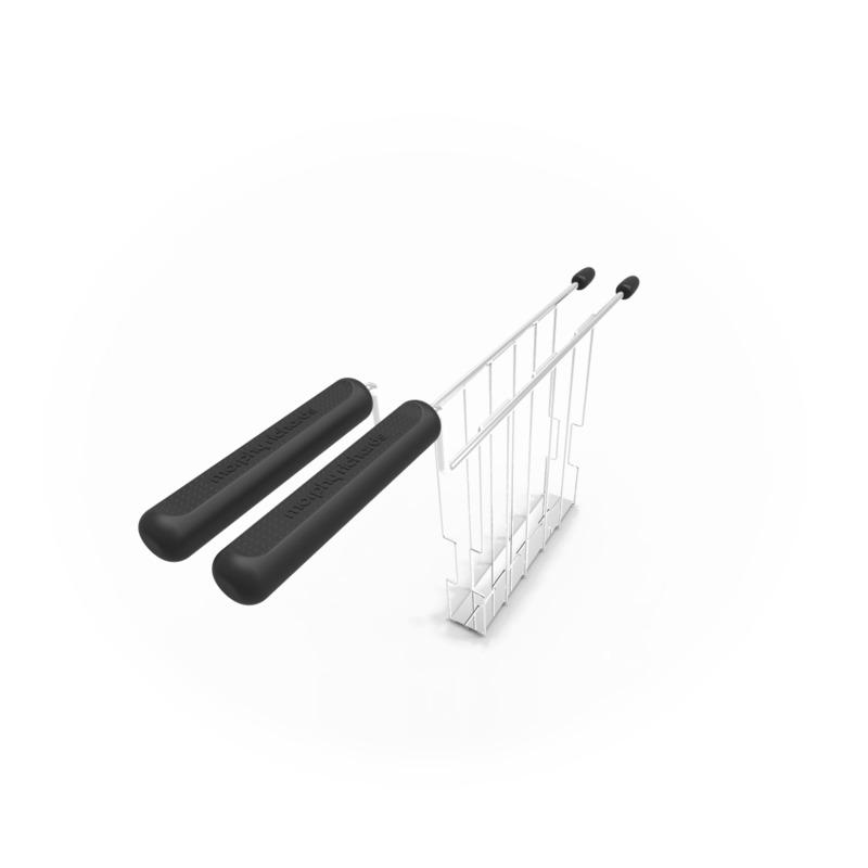 Morphy Richards - wkład do tostowania kanapek - wymiary: 18,5 x 3,5 x 30 cm