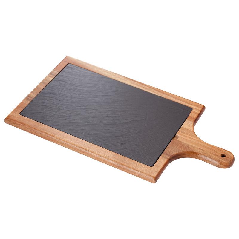 Judge - Slate - deska do serwowania - wymiary: 45 x 25 cm