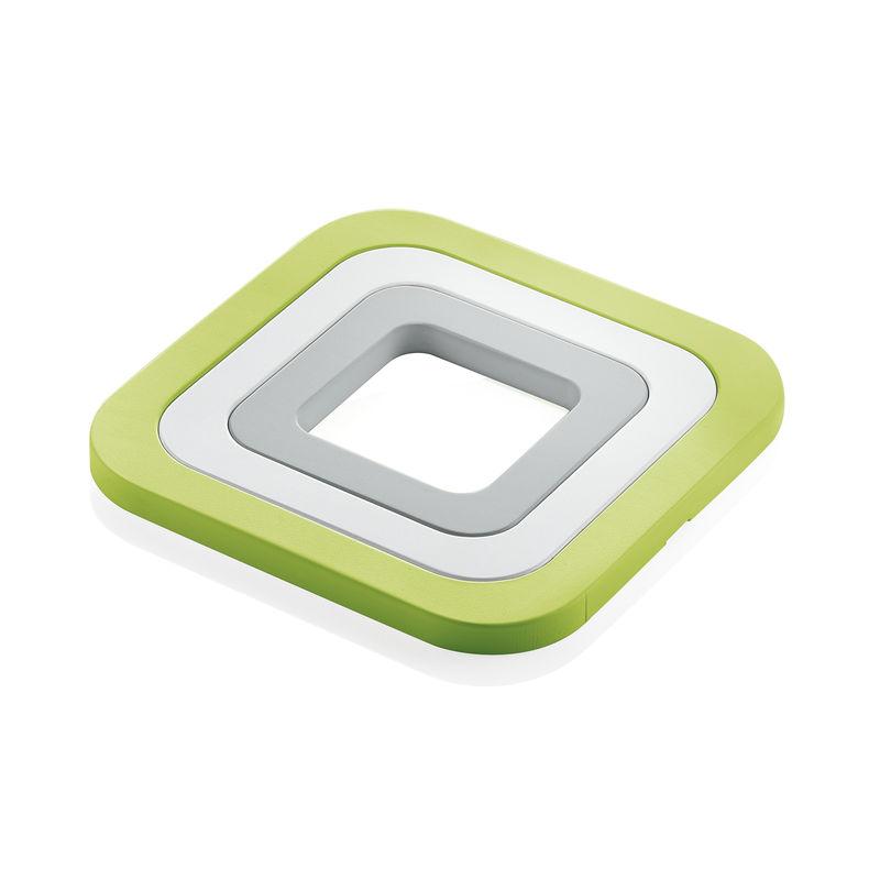 Guzzini - 3IN1 - zestaw 3 podkładek pod gorące naczynia - wymiary: 15 x 15 cm