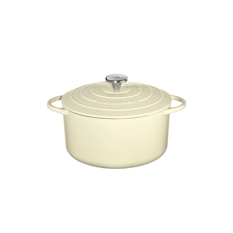 Küchenprofi - Provence - garnek żeliwny - średnica: 22 cm; pojemność: 3,2 l