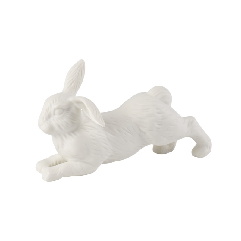 Villeroy & Boch - Easter Bunnies - biegnący zajączek - długość: 15 cm