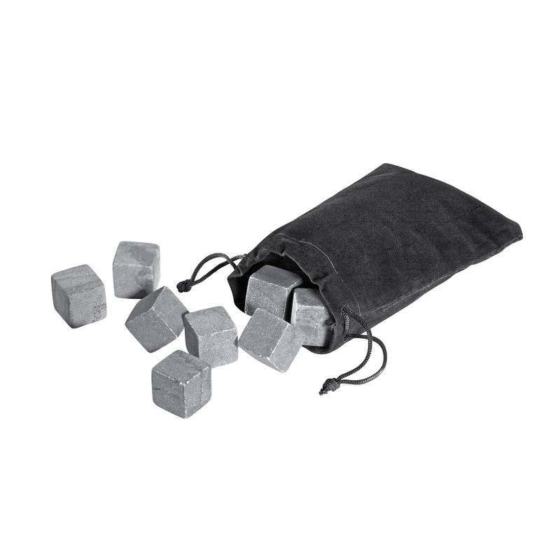 Cilio - Cool Rocks - chłodzące kamienie do whiskey - 9 sztuk