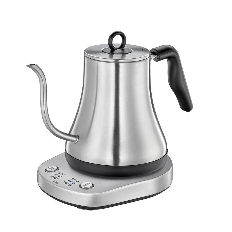 Cilio - Lucca - czajnik elektryczny do zalewania kawy - pojemność: 0,8 l