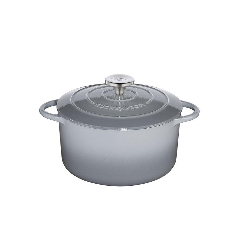 Küchenprofi - Provence - garnek żeliwny - średnica: 24 cm; pojemność: 4,2 l