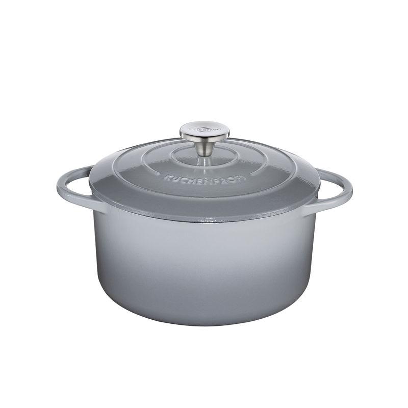 Küchenprofi - Provence - garnek żeliwny - średnica: 26 cm; pojemność: 5,3 l