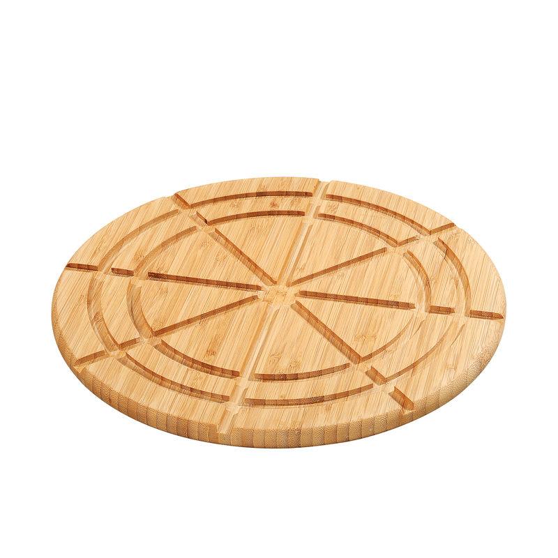 Zassenhaus - Bambus - deska do serwowania pizzy - średnica: 30 cm