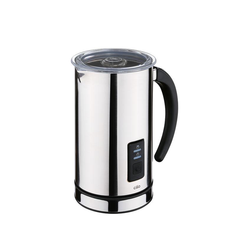 Cilio - Crema - elektryczny spieniacz do mleka - pojemność: 0,25 l