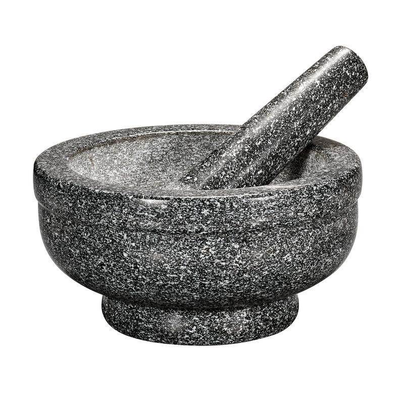 Cilio - Gigant - moździerz granitowy - średnica: 21 cm