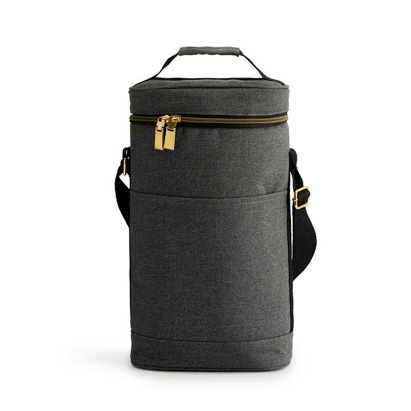 Sagaform - City - torba termiczna na 2 butelki - wymiary: 22 x 11 x 36 cm