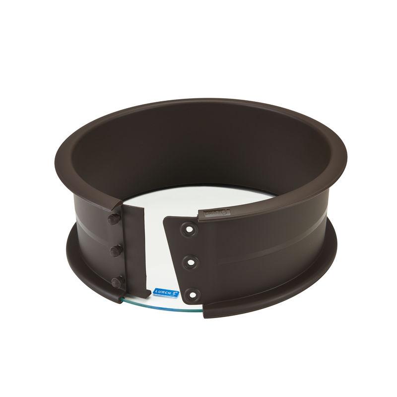 Lurch - FlexiForm - tortownica ze szklanym dnem - średnica: 20 cm
