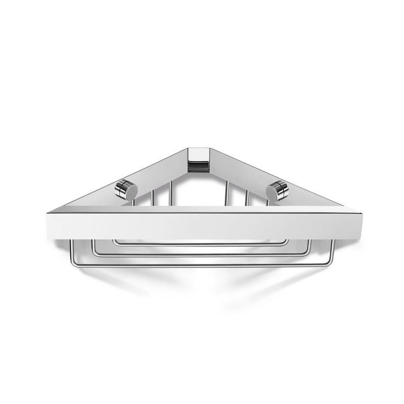 Zack - Linea - narożne półki prysznicowe - długość: 31 cm