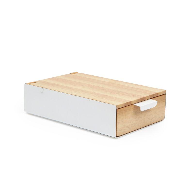 Umbra - Reflexion - pudełko na biżuterię - wymiary: 23 x 14 x 6 cm