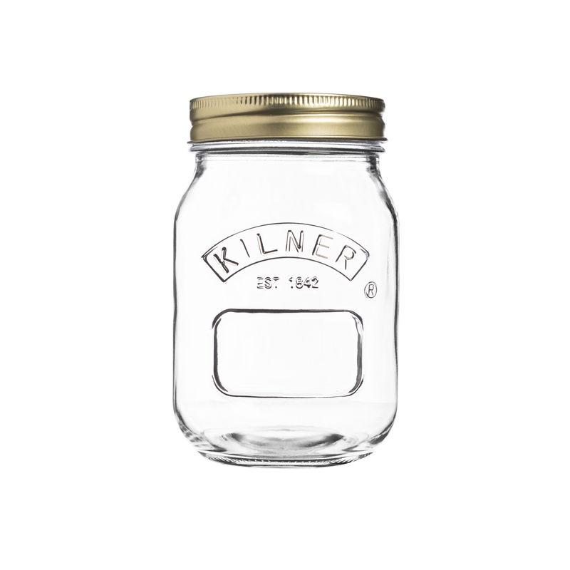 Kilner - Preserve Jar - słój do wekowania - pojemność: 0,5 l