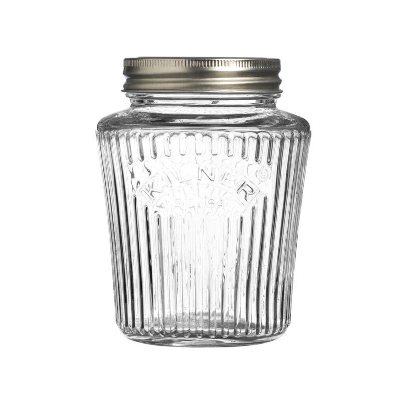 Kilner - Vintage Preserve Jar - słój do wekowania - pojemność: 0,5 l