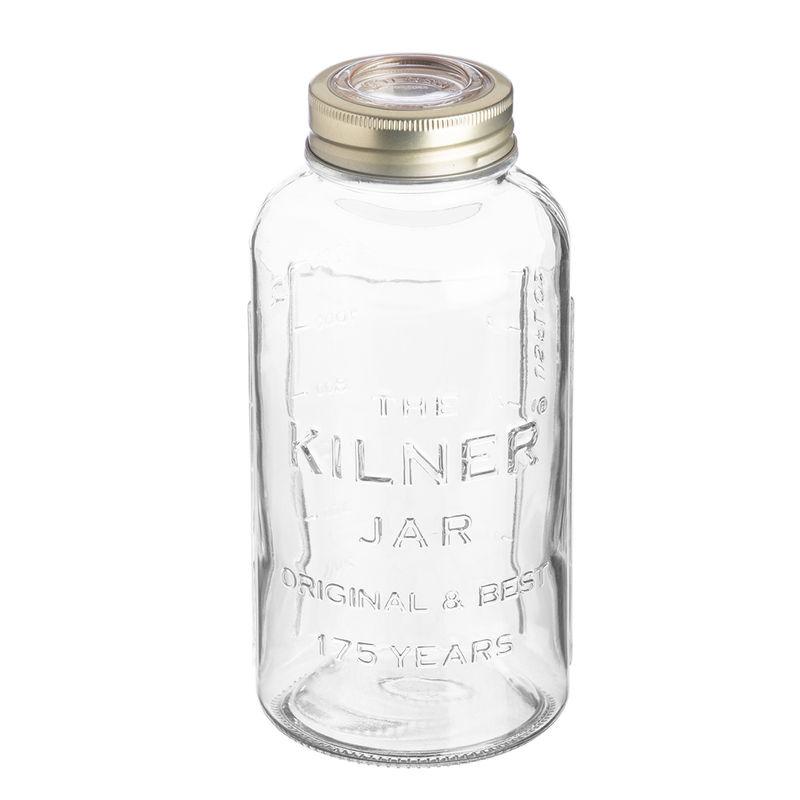 Kilner - Anniversary Jar - słój - pojemność: 1,5 l