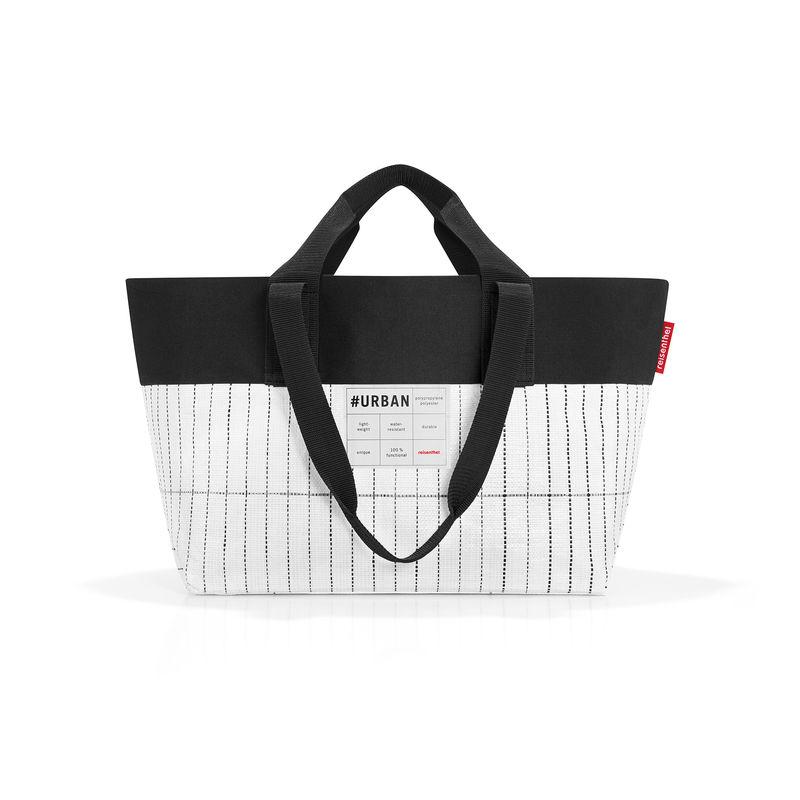 Reisenthel - urban bag new york - torba - wymiary: 64 x 30 x 24 cm