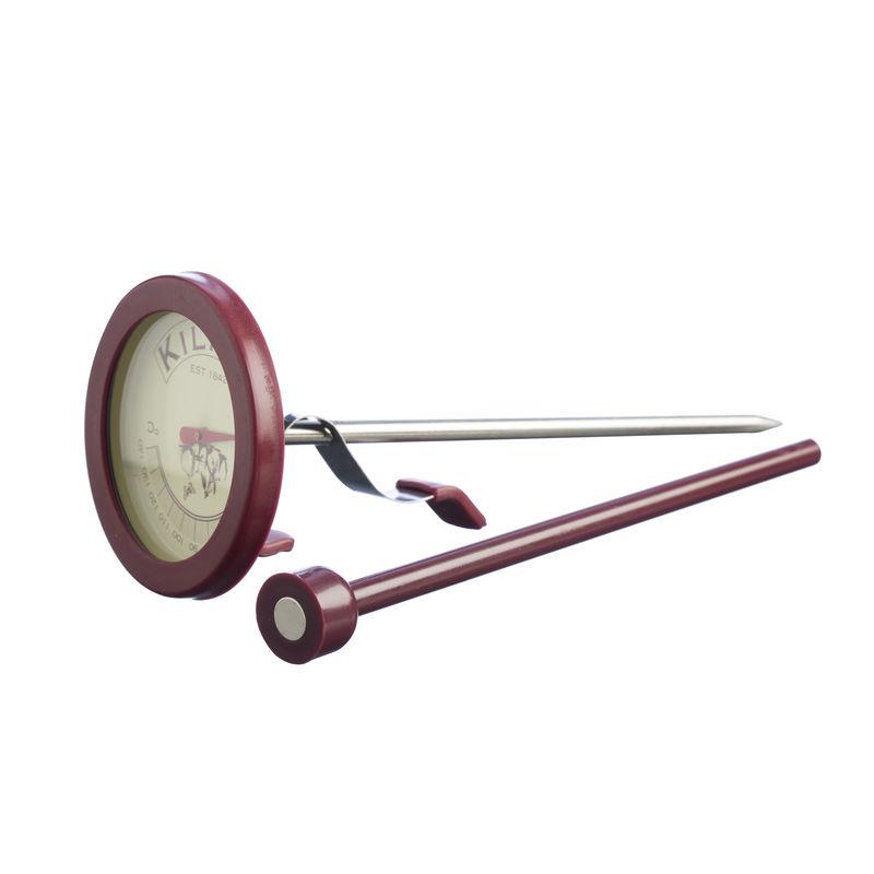 Kilner - zestaw do pasteryzowania - termometr i podnośnik do pokrywek