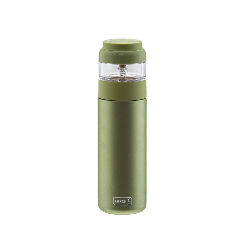 Lurch - kubek termiczny z zaparzaczem - pojemność: 0,4 l