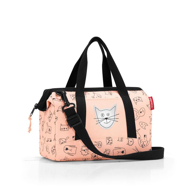 Reisenthel - allrounder xs kids - torby dla dzieci - wymiary: 27 x 21 x 12 cm