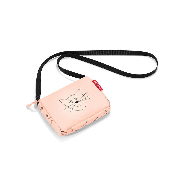 Reisenthel - itbags kids - torebki dla dzieci - wymiary: 16 x 12 x 3 cm