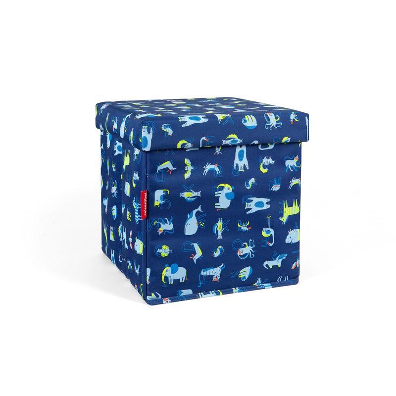 Reisenthel - sitbox kids - pufa dla dzieci - wymiary: 30 x 33 x 30 cm