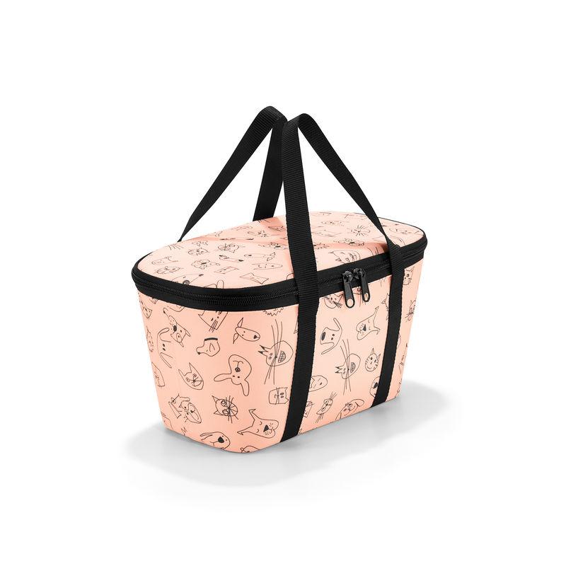 Reisenthel - coolerbag xs kids - torba termiczna - wymiary: 27,5 x 15,5 x 12 cm