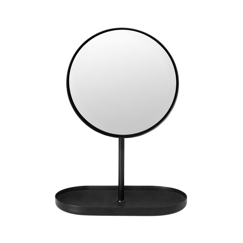 Blomus - Modo - lusterko z tacką - wysokość: 28 cm