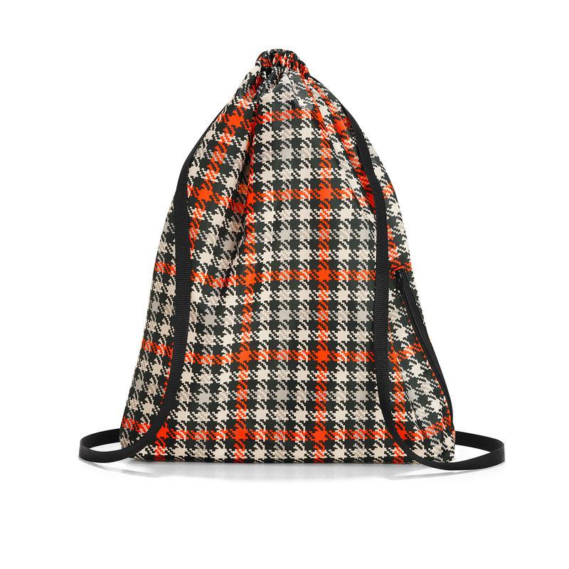 Reisenthel - mini maxi sacpack - worek lub torba - wymiary: 33 x 43 x 5 cm