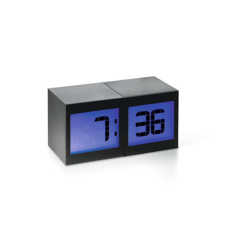 Philippi - Two - zegar magnetyczny - z termometrem i higrometrem