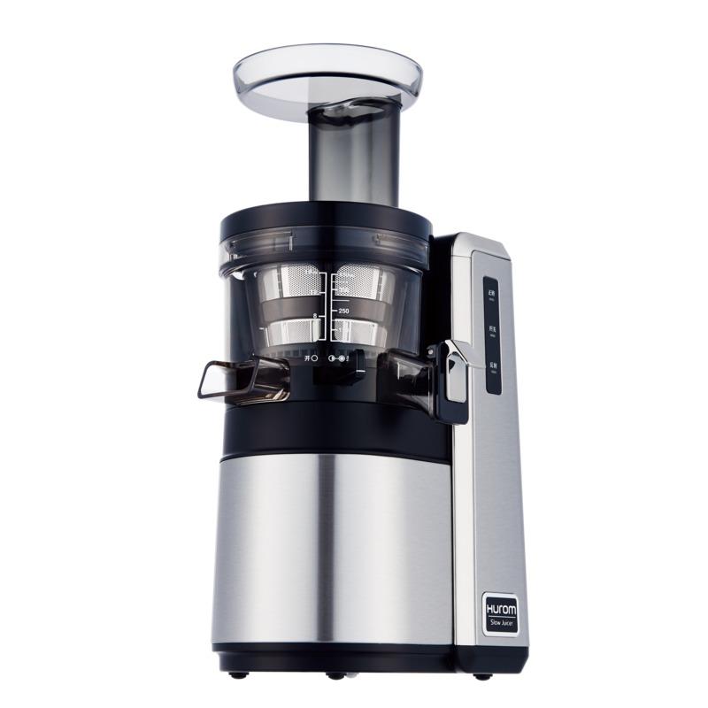 Hurom - HZS Alpha Plus - wyciskarka wolnoobrotowa - wymiary: 20,5 x 23,5 x 40,5 cm