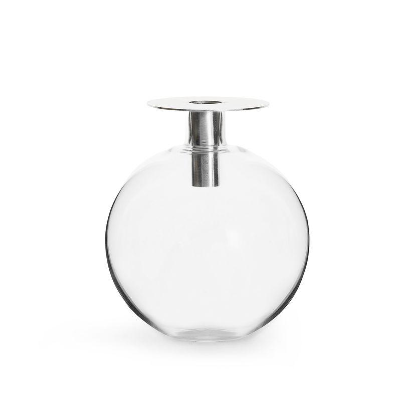 Sagaform - Interior - świecznik lub wazon - wysokość: 18 cm; pudełko prezentowe