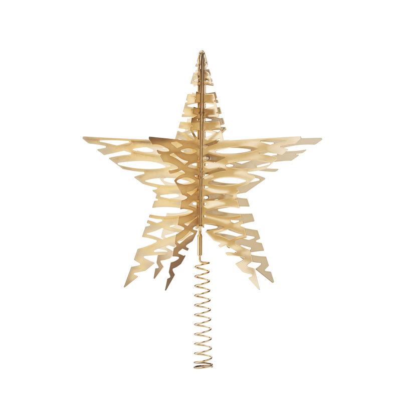 Stelton - Tangle - gwiazda na choinkę - szerokość: 25 cm