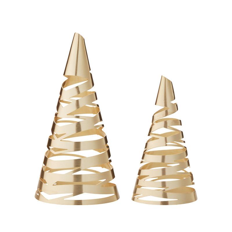 Stelton - Tangle - 2 choinki - wysokość: 11 cm + 15 cm