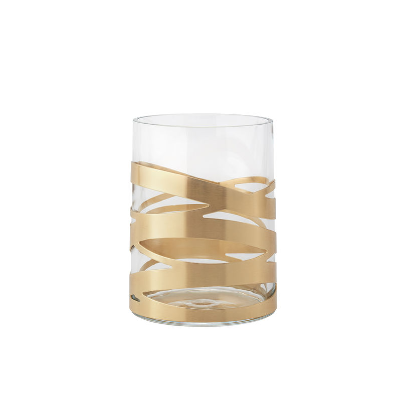 Stelton - Tangle - wazon - wysokość: 16,5 cm
