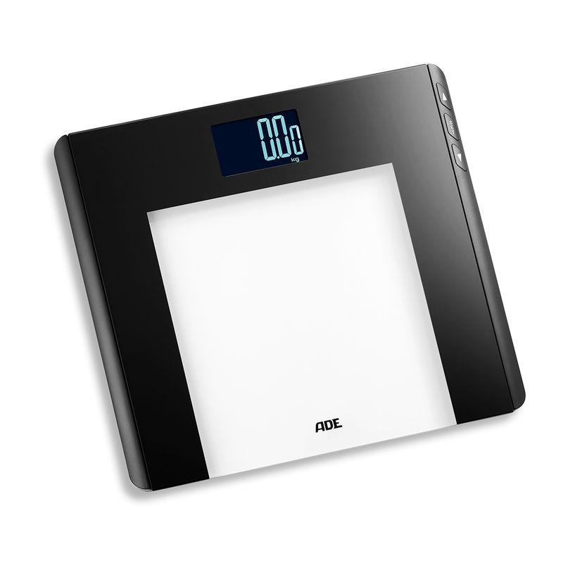 ADE - Linette - waga łazienkowa z kalkulatorem BMI - wymiary: 33 x 30 cm