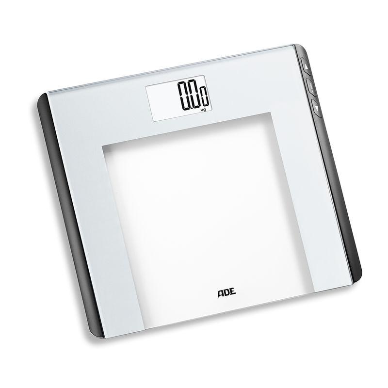 ADE - Lilian - waga łazienkowa z kalkulatorem BMI - wymiary: 33 x 30 cm