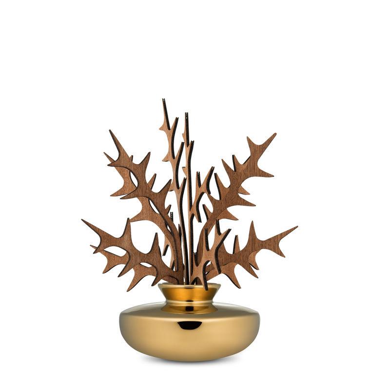 Alessi - Ohhh - dyfuzor z patyczkami zapachowymi - pojemność: 150 ml; aromat dla mężczyzn