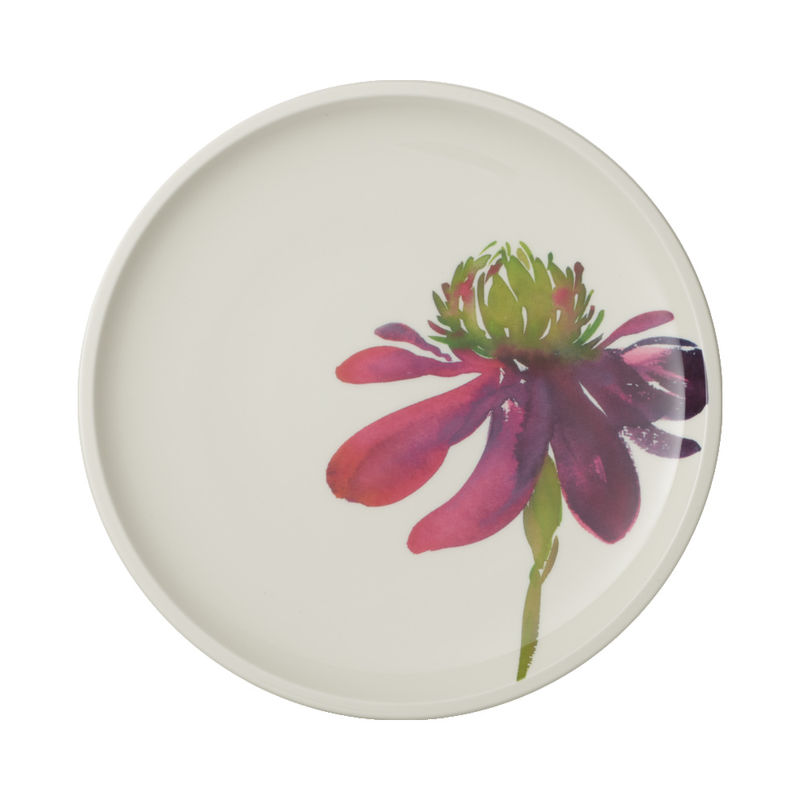 Villeroy & Boch - Artesano Flower Art - talerz płaski - średnica: 27 cm