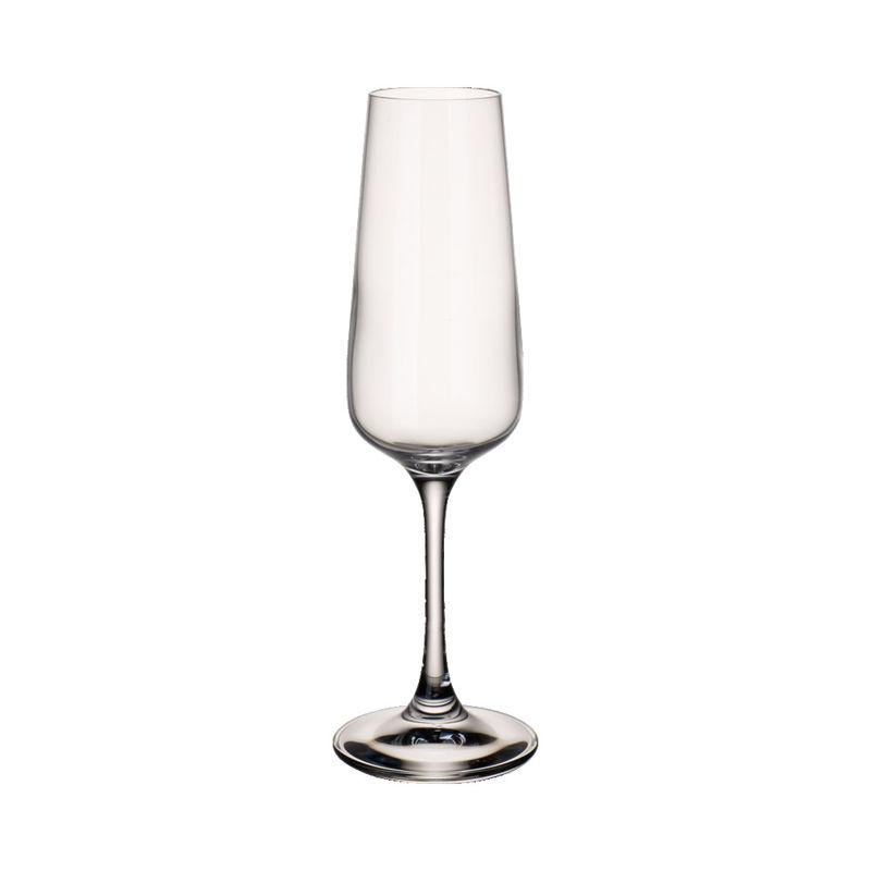 Villeroy & Boch - Ovid - 4 kieliszki do szampana - pojemność: 0,25 l