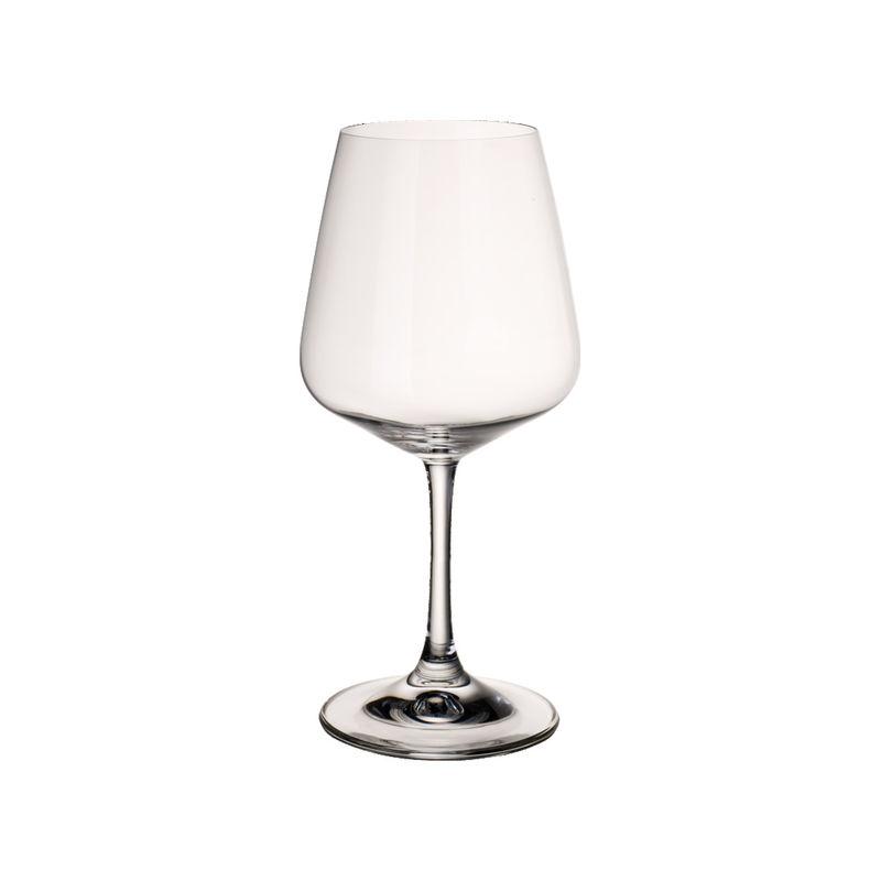 Villeroy & Boch - Ovid - 4 kieliszki do czerwonego wina - pojemność: 0,59 l