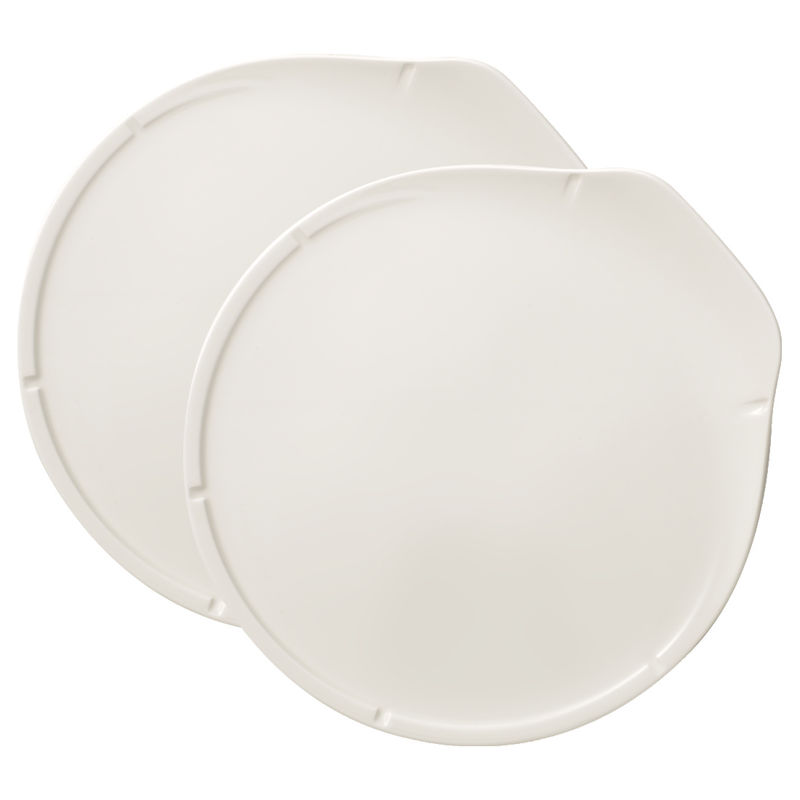 Villeroy & Boch - Pizza Passion - 2 talerze do pizzy - średnica: 31,5 cm