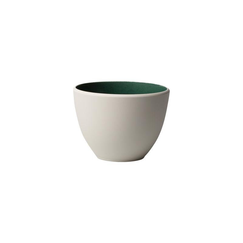 Villeroy & Boch - it's my match green - kubek - pojemność: 0,45 l; wzór: jednolity
