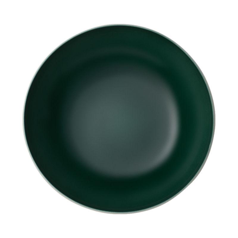 Villeroy & Boch - it's my match green - miska do serwowania - średnica: 26 cm; wzór: jednolity