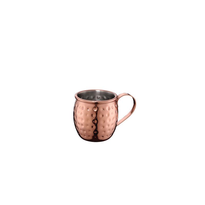 Cilio - Bar - kieliszek do wódki - pojemność: 0,06 l; młotkowany