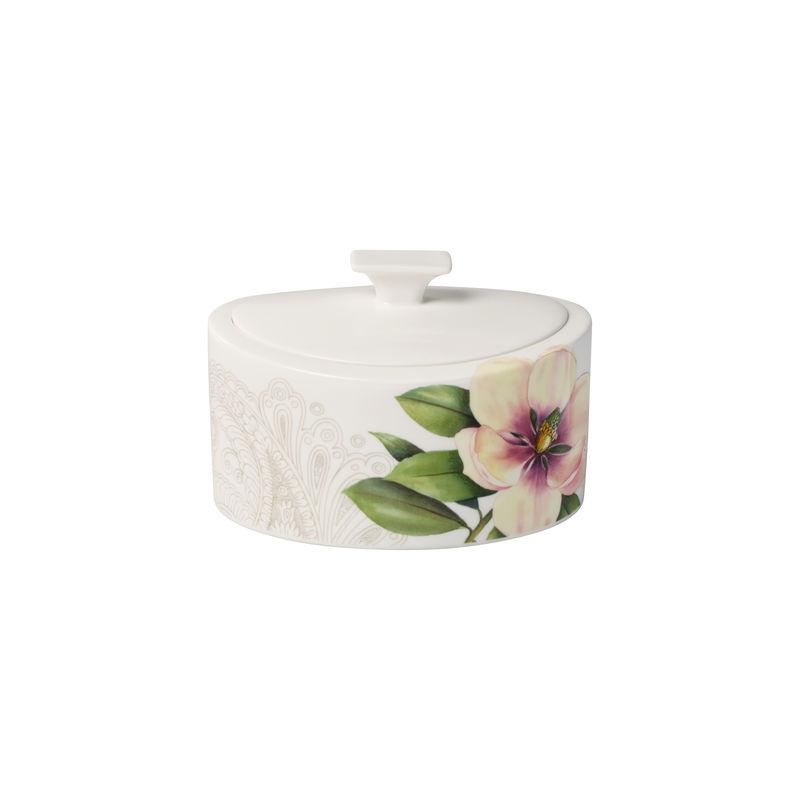 Villeroy & Boch - Quinsai Garden Gifts - dekoracyjne pudełko - wymiary: 16 x 15 x 10 cm