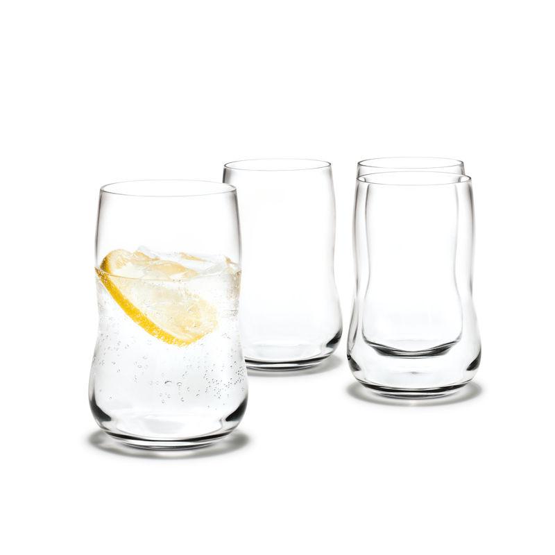 Holmegaard - Future - 4 szklanki - pojemność: 0,37 l