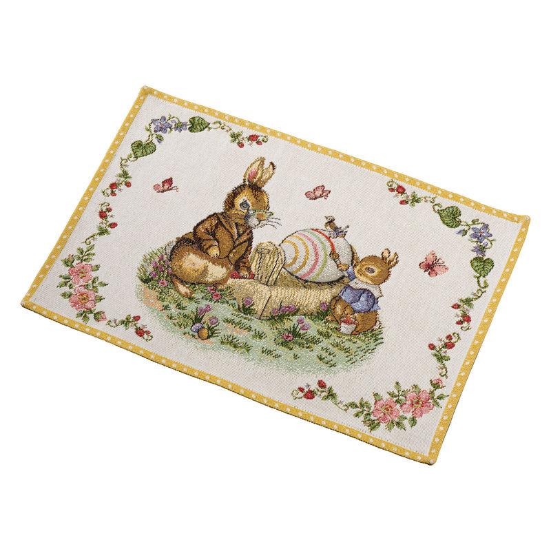 Villeroy & Boch - Spring Fantasy - podkładka gobelinowa - wymiary: 50 x 35 cm