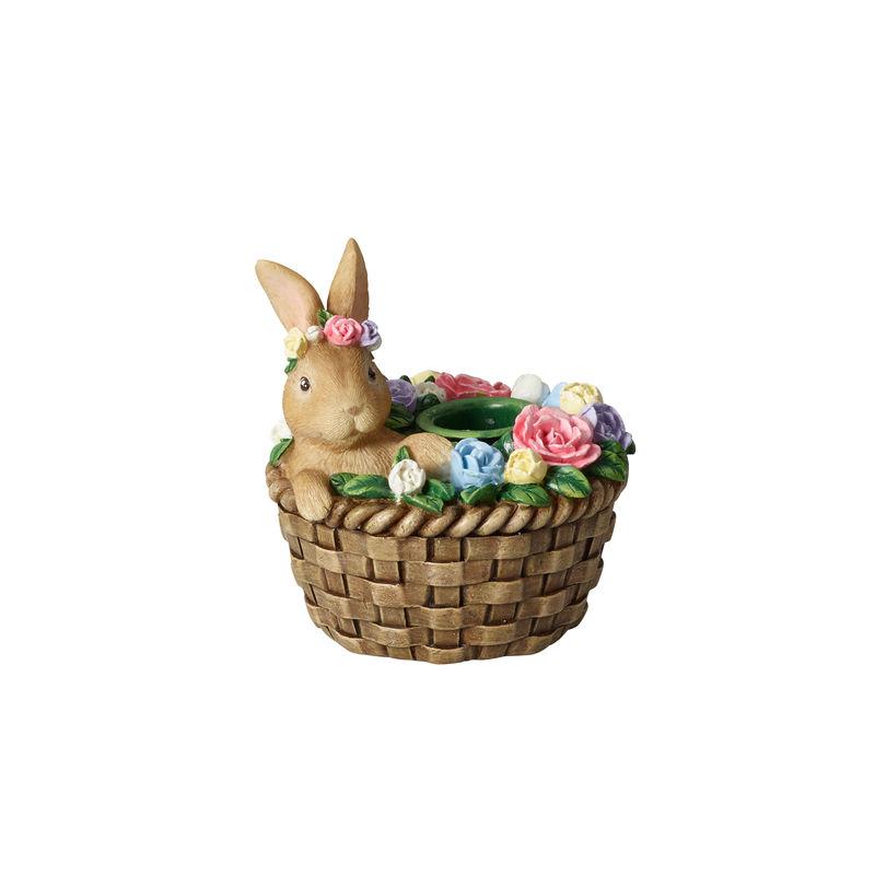 Villeroy & Boch - Bunny Tales - świecznik - średnica: 8 cm